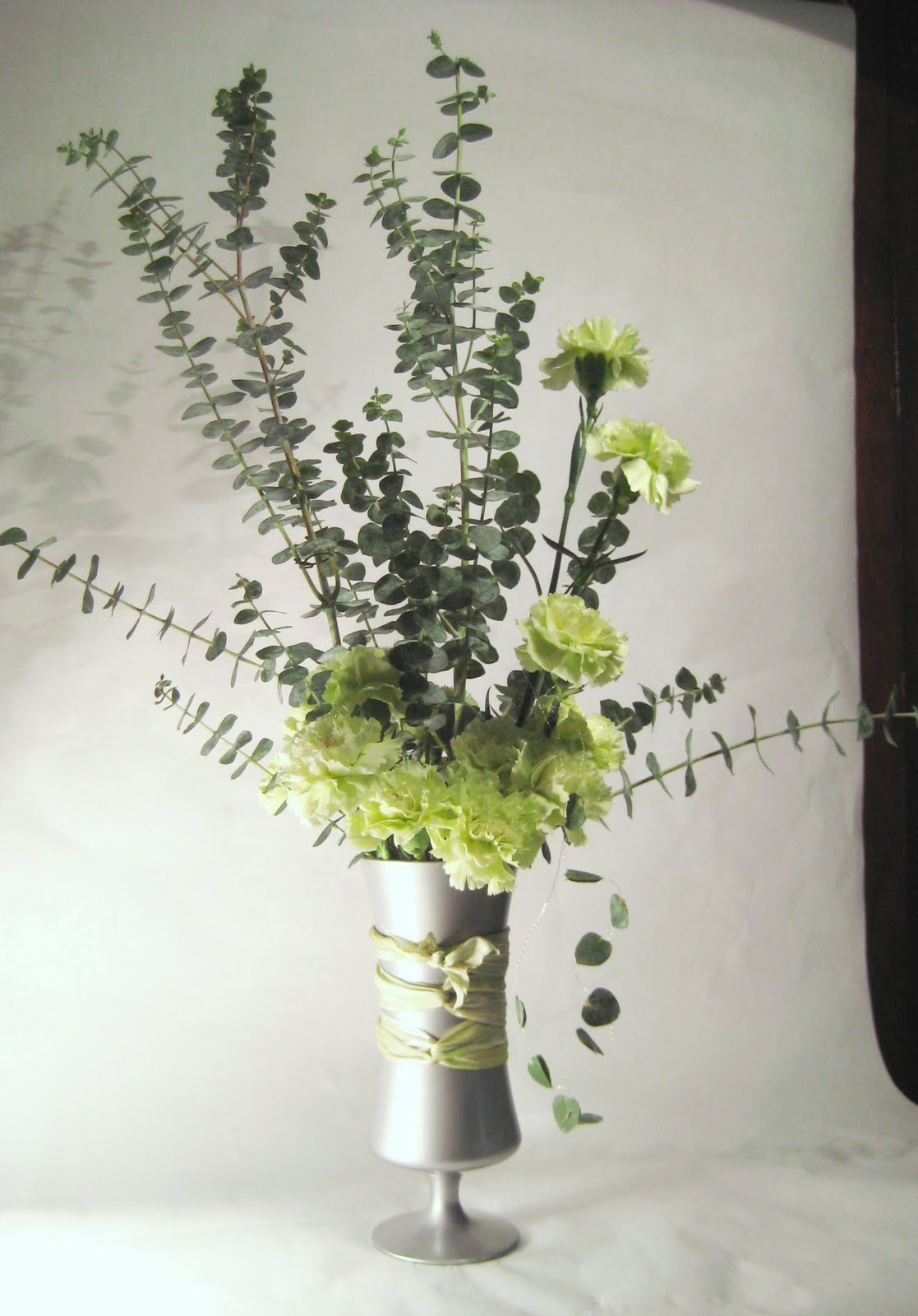 Eucalyptus in season in sept! Wedding flowers, Flowers