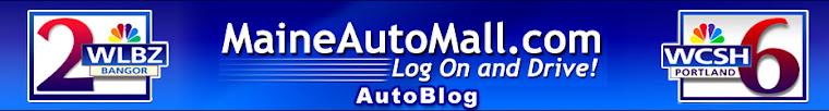 Maine Auto Blog