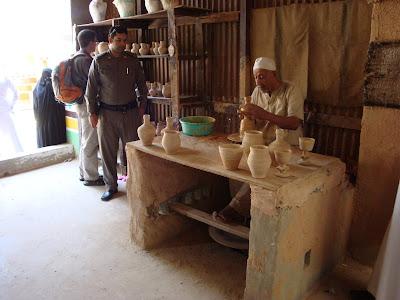Mark Heiden's Educators to Saudi Arabia Trip Blog: A trip to Al-Hasa