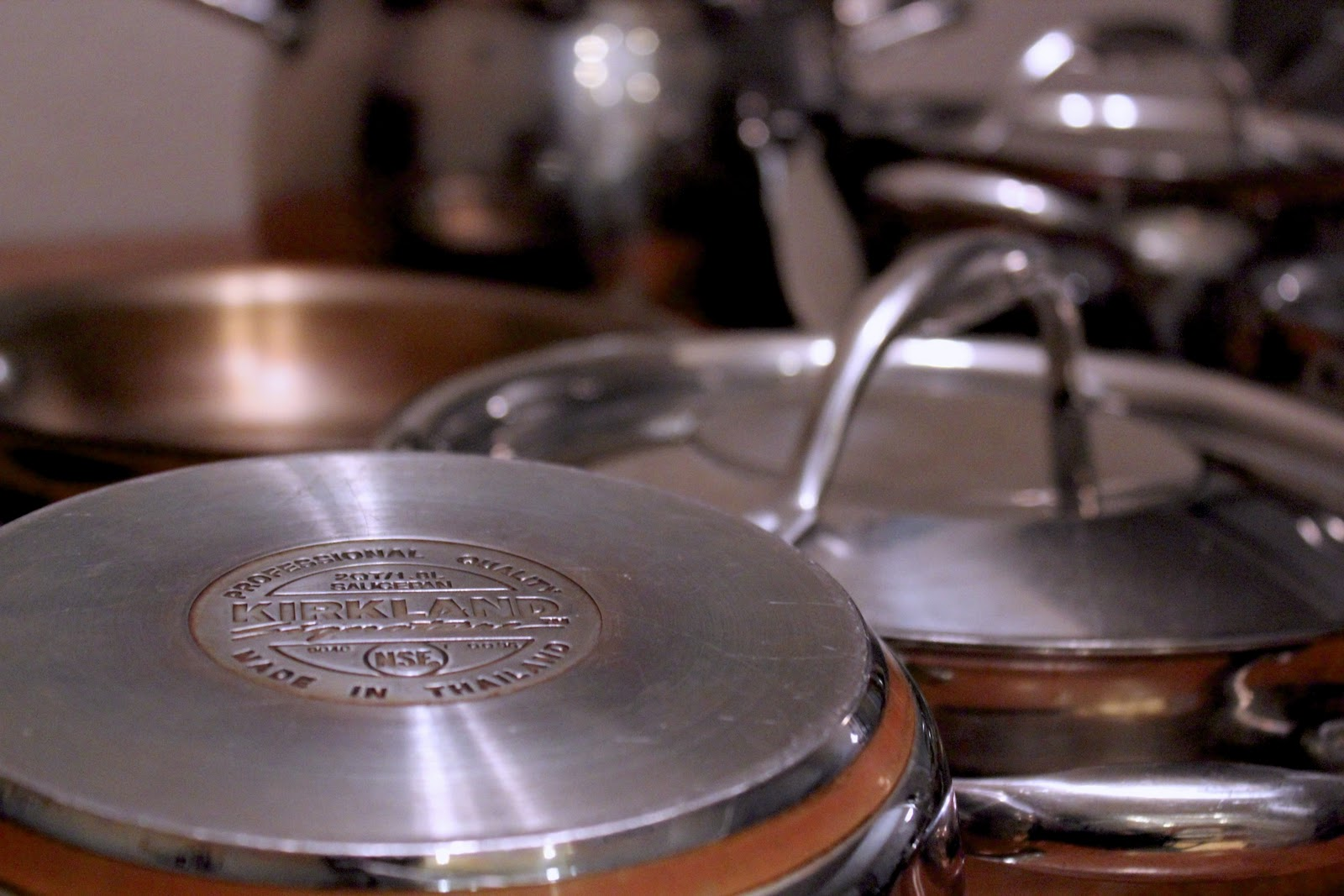 Near To Nothing Cookware Pots And Pans