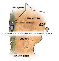 Comarca Andina del Paralelo 42º
