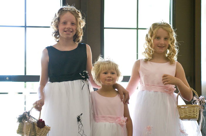 Cutest flowergirls ever
