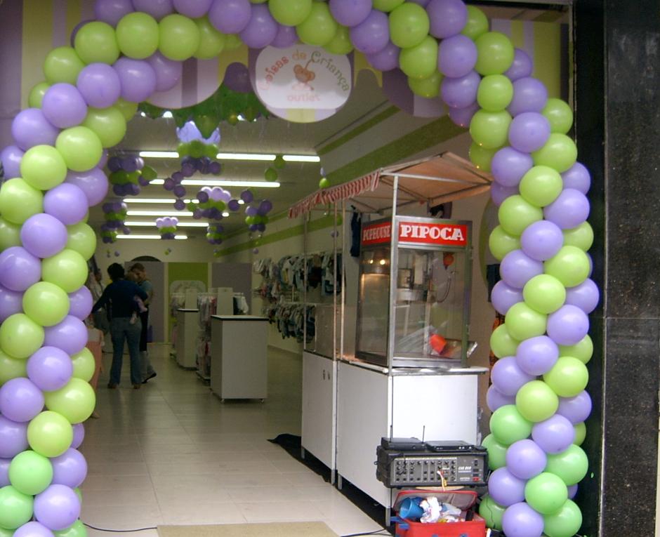 Frases De Inauguração De Loja: Sheila Moura: Inauguração Com Balões