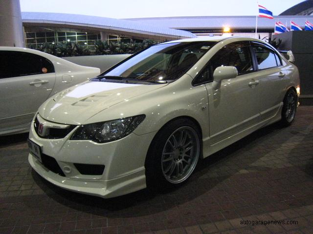 Build Honda Accord >> Honda Civic FD Custom and Modified