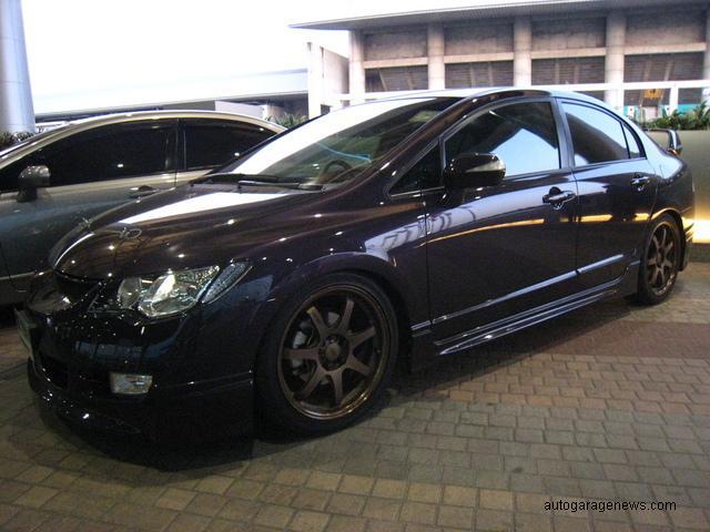 Honda Civic Fd Custom