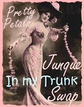 "Pretty Petals - ""Junque In My Trunk"" Swap"