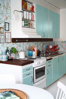 Chinoiserie Chic: Chinoiserie Kitchens on a Budget