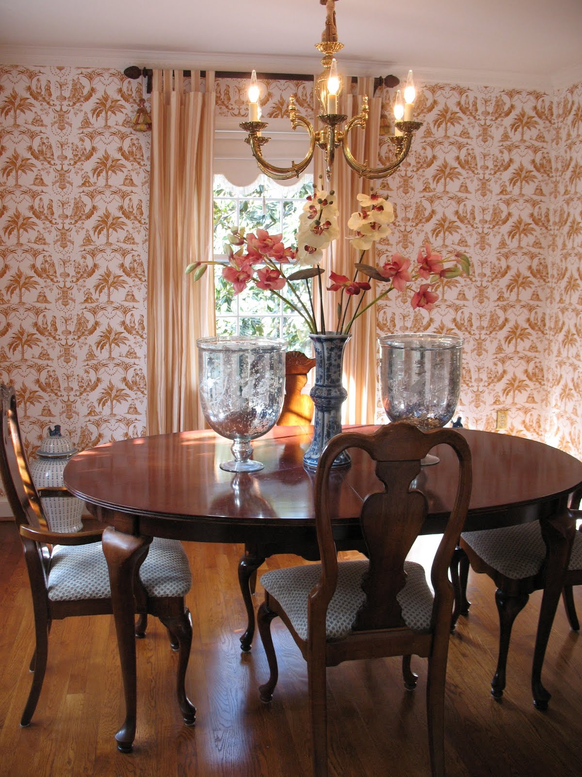 Chinoiserie Chic My Dining Room Reveal