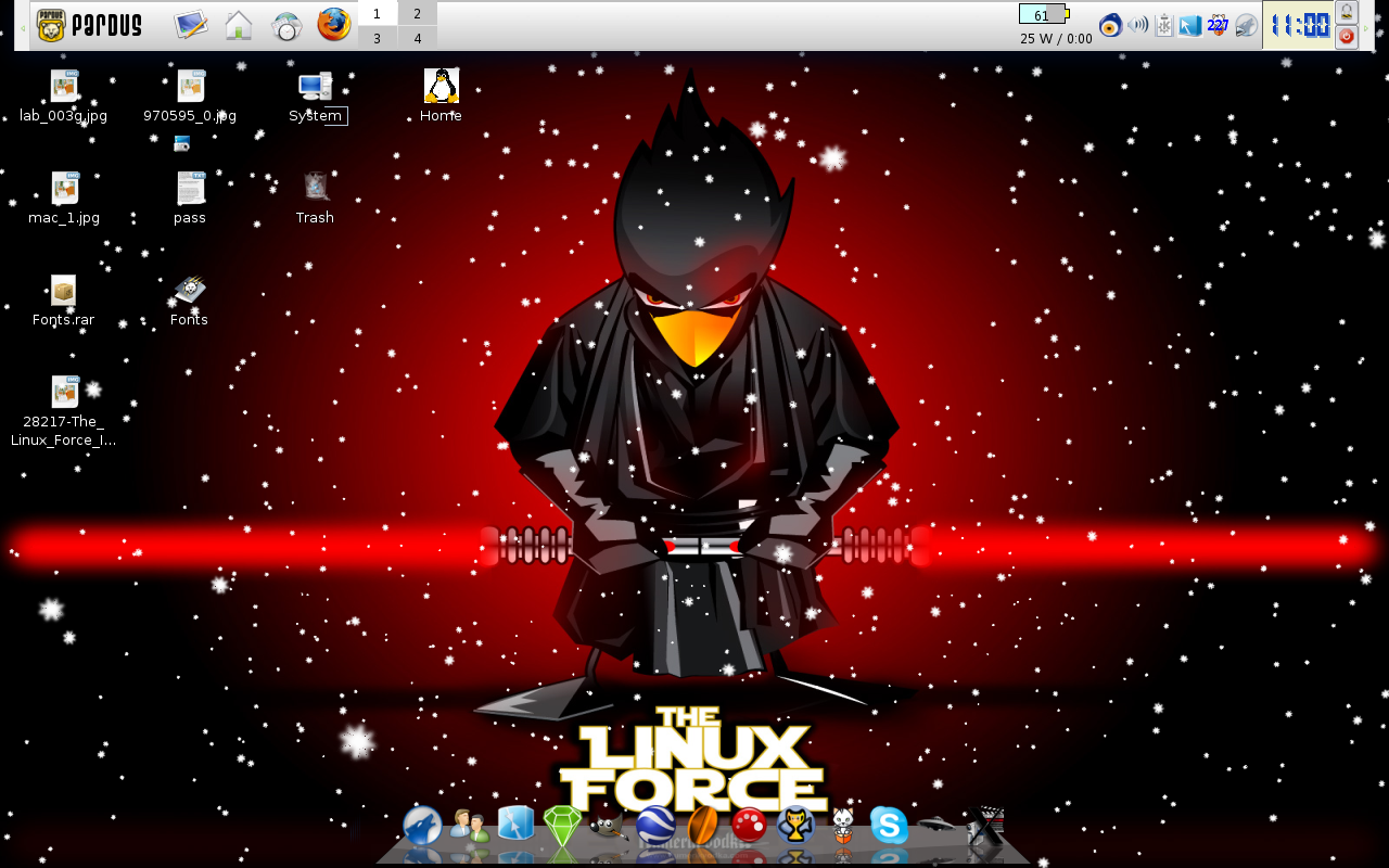 [linux+force]