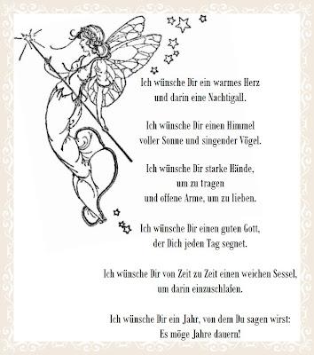 Broceliandes Gartenträume : Wünsche zum neuen Jahr