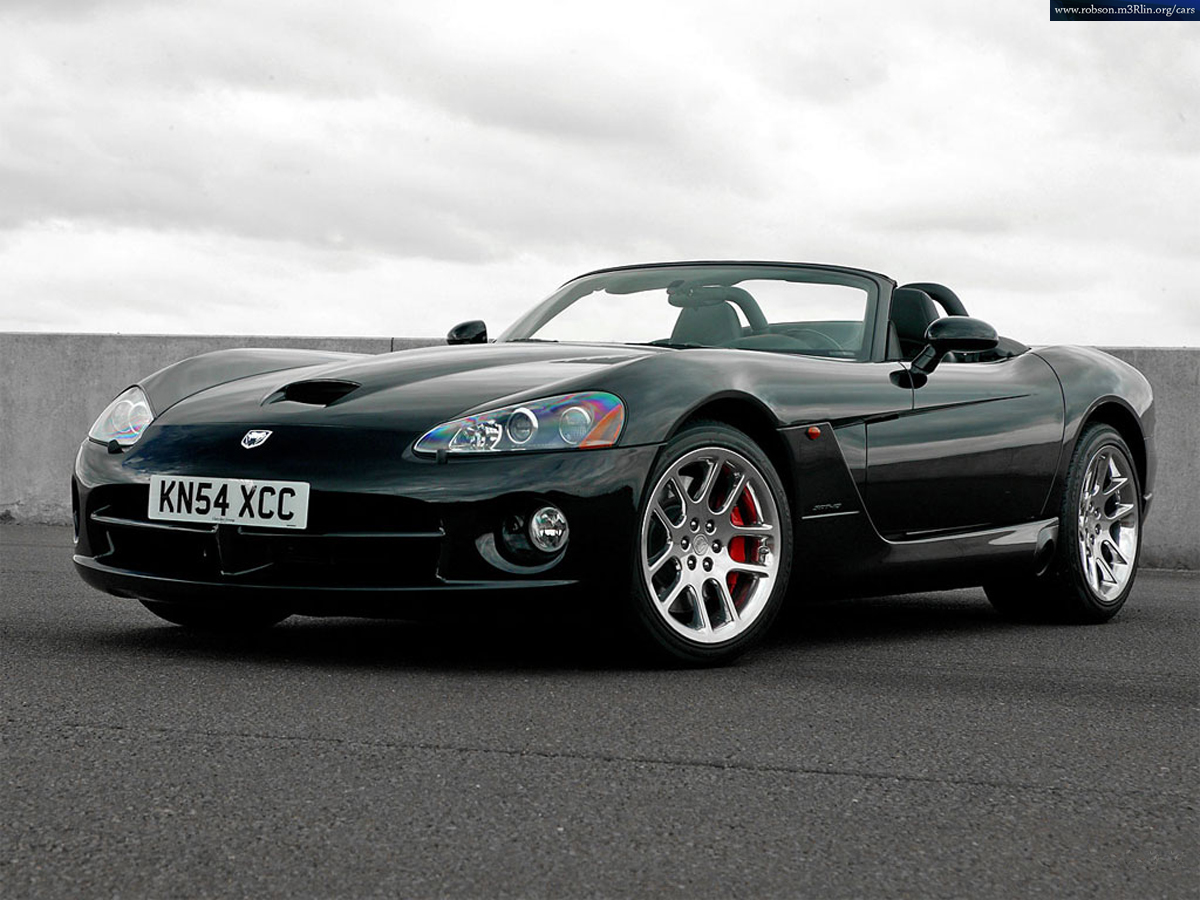 Dodge Viper SRT 10 Best Sport Cars in The World ...