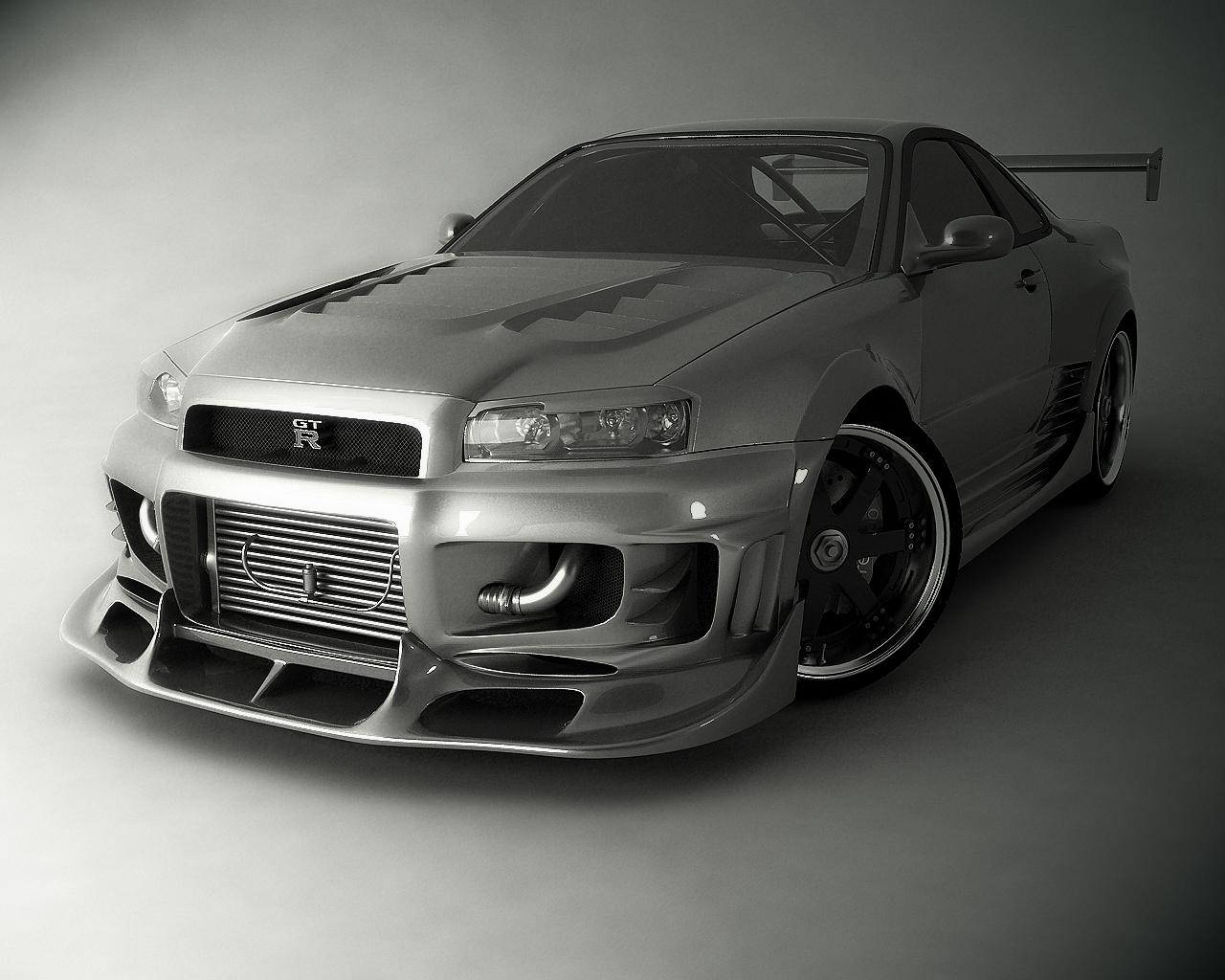 Nissan Skyline GTR Best Japanese Sport Cars ~ Futuristic ...