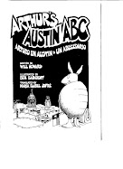 "Will's bilingual ""Arthur's Austin ABC"""