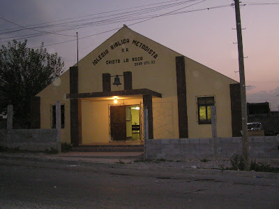 Mexico Bible Methodist Missions
