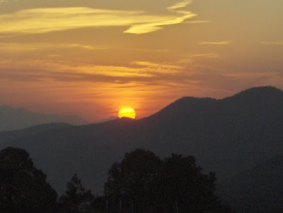 Beautiful Mexican Sunset