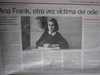 libro el diario de anna frank:
