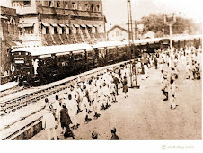 Mumbai Railway Station old pic