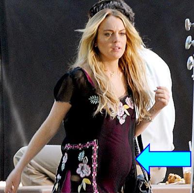 Lohan Pregnant 108