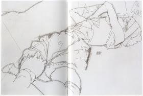 How to draw like egon schiele