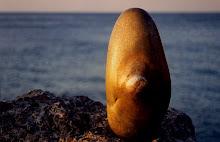 Bronze stone