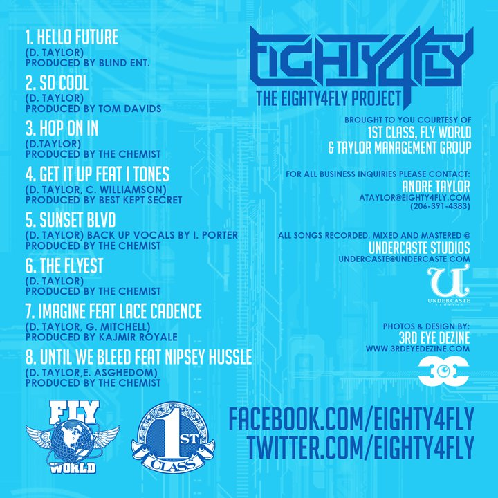 The world famous dj b-mello: eighty4 fly project ep free download.