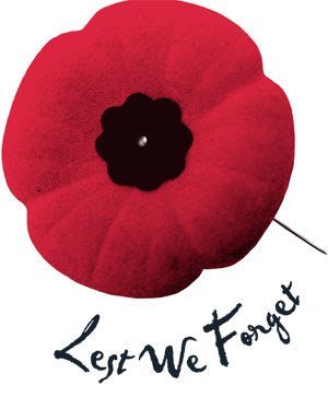 Lest We Forget - Poppy