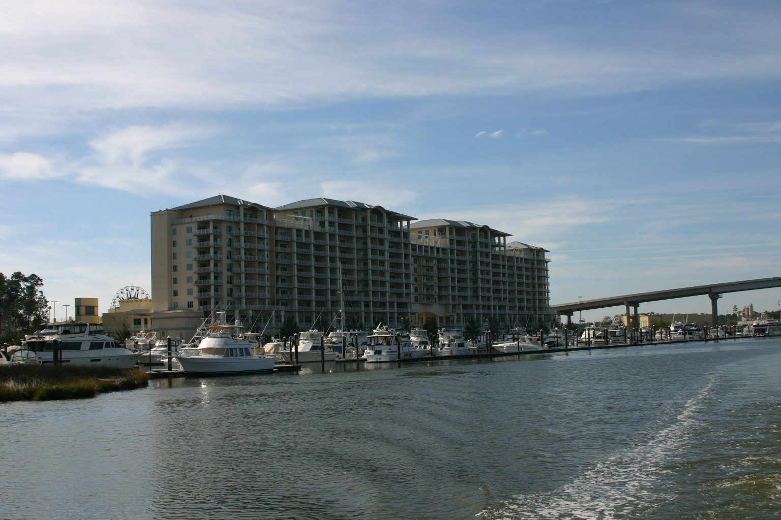 The Querrey's QUEST: 11/10/2010 HOMEPORT MARINA TO PALAFOX ...