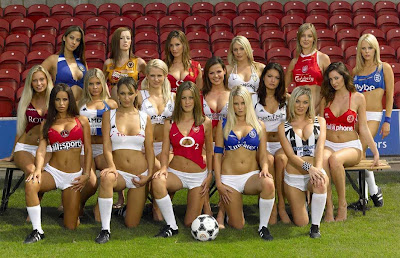 Beautiful Football Team