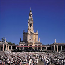 The world's important Catholic Center of Fatima