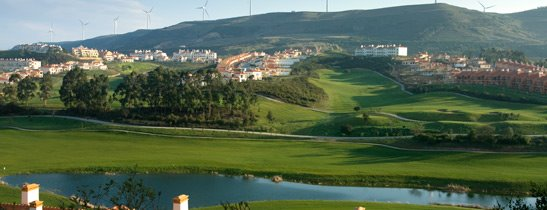 campo real golf course