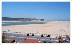 LOCAL BEACH: FOZ DO ARELHO,SILVER COAST, PORTUGAL