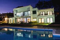 The fantastic family holidays villa, Casa do Lago