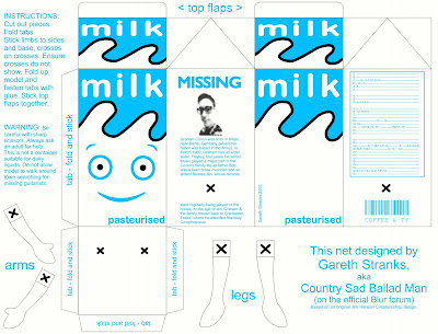 Forget What You\u0027ve Heard Milky the Milk Carton - Milk Carton Template