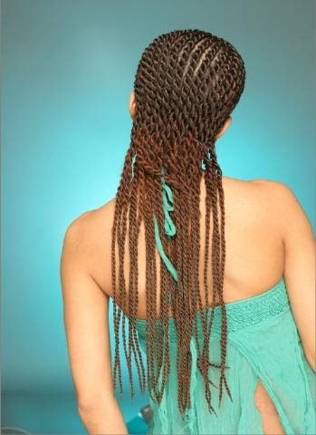 Joysmile Beauty Salon Flat Twist