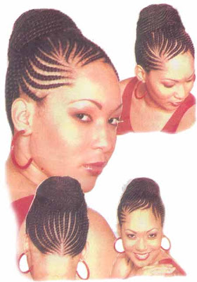 how to make hair styles joysmile salon corn rows braids 4747