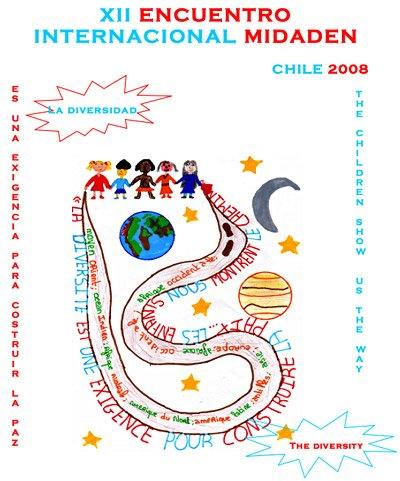 ENCONTRO MUNDIAL DO MIDADEN - 13-25 de julho de 2008
