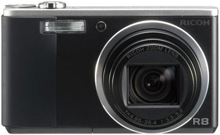 Ricoh R8 digital camera - Review