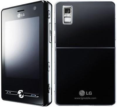 LG KS20 PDA Phone - Review