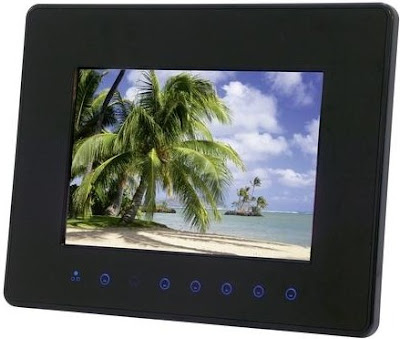 Toshiba Tekbright PA3637K digital photo frame - Review