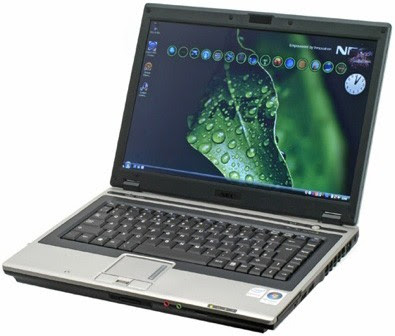 NEC Versa S970 notebook PC - Review