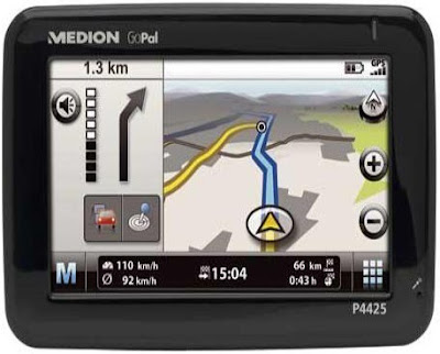 Medion Gopal P4425 Personal Navigation Device - Review