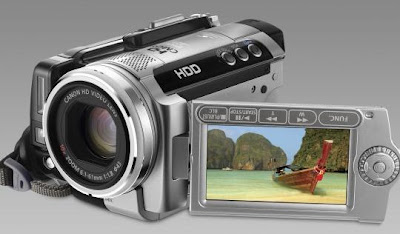 Canon HG10 camcorder - Review