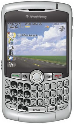 RIM BlackBerry Curve (aka BlackBerry 8300) - Review