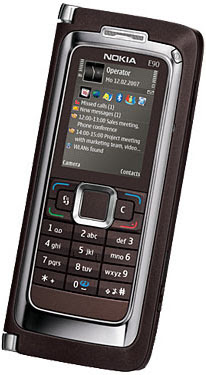 Nokia E90 Communicator - Front