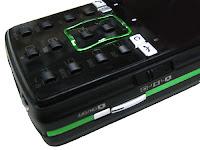 Sony Ericsson K850i - Keypad