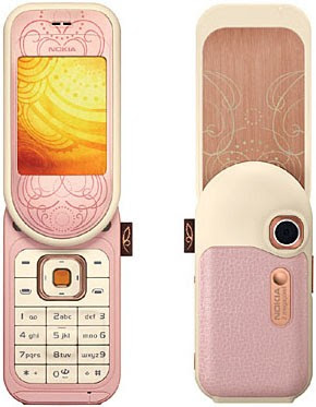 Nokia 7373 - Open Front & Back