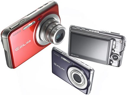 Casio Exilim EX-S770 Digital Camera - Review