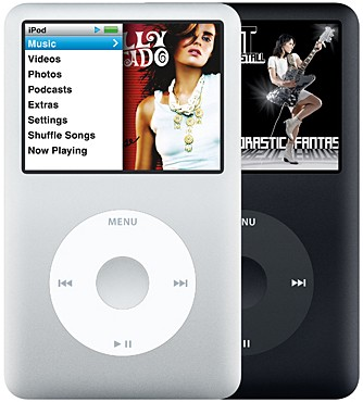 Apple iPod classic (Sixth Generation, 80GB) - Review