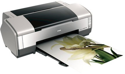 Epson Stylus Photo 1390 Photo Printer - Review