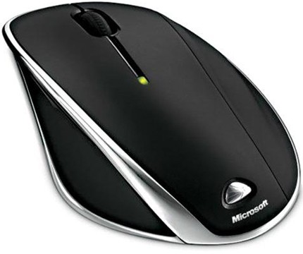 Microsoft Wireless Laser Mouse - Review